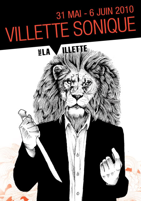 villette sonique 2010